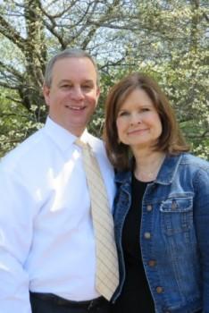 Pastor and Tina